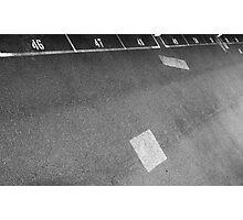 Grey Scale Photographic Print