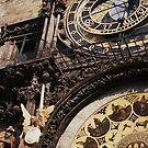 Prague Astronomical Clock by Rhys Allen