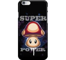 Super Power iPhone Case/Skin