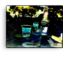 Cocktails Canvas Print