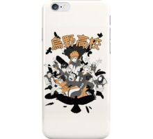 Kurasuno Fly iPhone Case/Skin