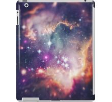 The Universe under the Microscope (Magellanic Cloud) iPad Case/Skin