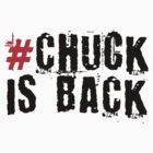 #Chuck is Back by Shercockies