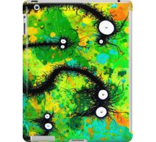 The creatures from the drain 37 iPad Case/Skin
