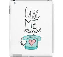 Call Me Maybe iPad Case/Skin