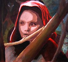 Red Riding Hood by Marilyn Brown