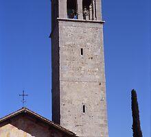 cividale campanile by estepan99