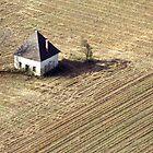 house in field by estepan99
