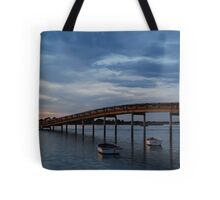 Swan Bay, Queenscliff Tote Bag