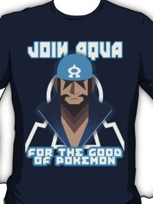 JOIN TEAM AQUA T-Shirt