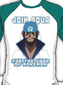 JOIN TEAM AQUA T-Shirt