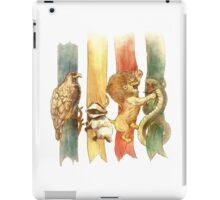 Hogwarts Houses iPad Case/Skin