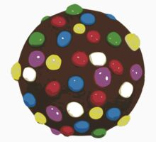 Chocolate Candy Color Ball by TheShirtYurt