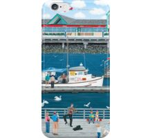 Steveston Landing iPhone Case/Skin