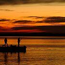Not Happy! Swan Bay Queenscliff by Joe Mortelliti