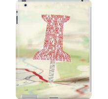 Paper Towns Typography iPad Case/Skin