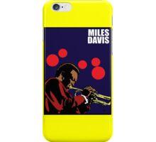 Miles Davis iPhone Case/Skin