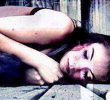 Sleeping  by marbia