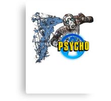Borderlands The Presequel - Psycho Canvas Print
