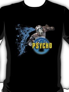 Borderlands The Presequel - Psycho T-Shirt