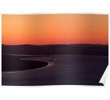 Wyndham Sunset,Bastion Lookout,Western Australia Poster