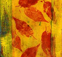 Red Leaves by Elena Ray