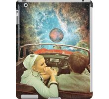 SPACE TRIP. iPad Case/Skin