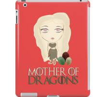 Game of Thrones: The Mother of Dragons iPad Case/Skin
