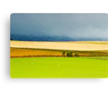 Autumn Storm Canvas Print
