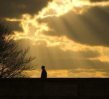 golden sky by gashwen