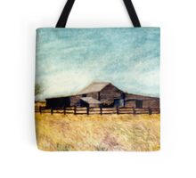 The Old Woolshed Tote Bag