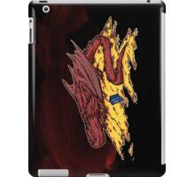 Smaug's treasure iPad Case/Skin