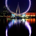 The London Eye by gashwen
