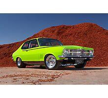 Green Holden LC Torana Photographic Print