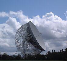 Jodrel Bank Radio Telescope by dipdatdog