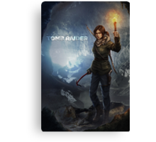Rise of the Tomb Raider - v01 Canvas Print