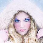 Fantasy Snow Queen by Trudy Wilkerson