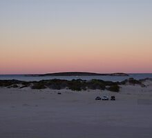 sunrise at Lancelin2 by dodgsun