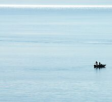 Gone Fishing... by Andrew  Maccoll