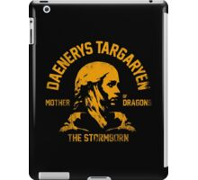 MOTHER OF DRAGONS 3 iPad Case/Skin