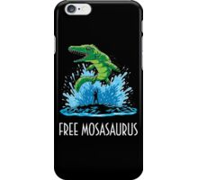 Jurassic World Free Mosasaurus iPhone Case/Skin