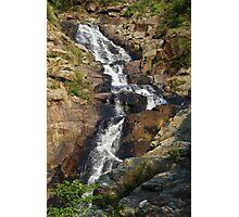 The Hidden Waterfall V - Hong Kong. Photographic Print