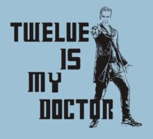 Twelve is my doctor  by ibx93