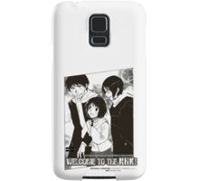 Welcome to the NHK - Chapter 38  Samsung Galaxy Case/Skin