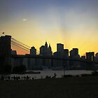 New York Skyline by sefica