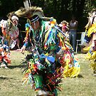 colourful native dancer by paigeyyy420