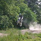 dirtbiking jump by paigeyyy420