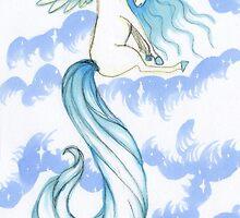 sky unicorn by aips