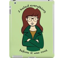 Daria, the Original Hipster iPad Case/Skin