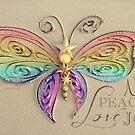 Peace Love Joy Noel by CarlyMarie